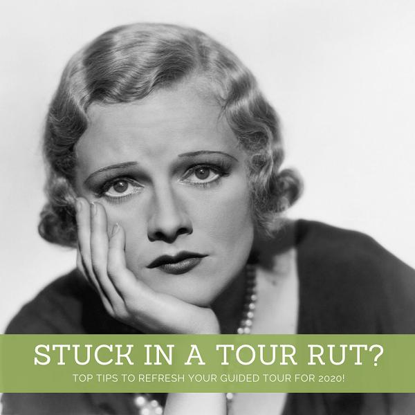 Stuck in a tour rut?