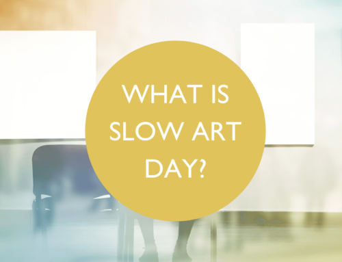 What is Slow Art Day?