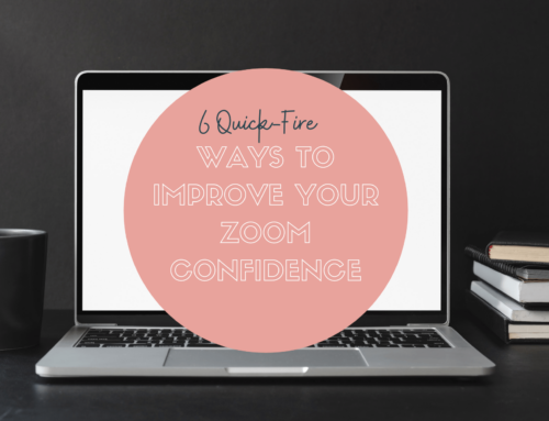 6 quick-fire ways to improve your Zoom confidence