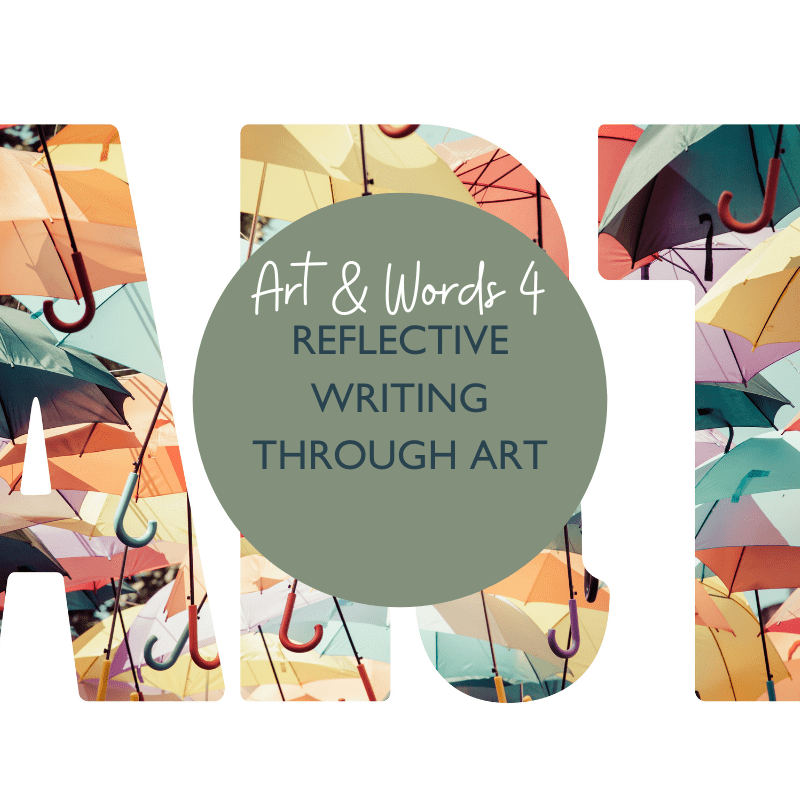 Reflective Writing Through Art