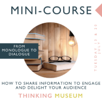 From Monologue to Dialogue: How to Share Information to Engage and Delight your Audience