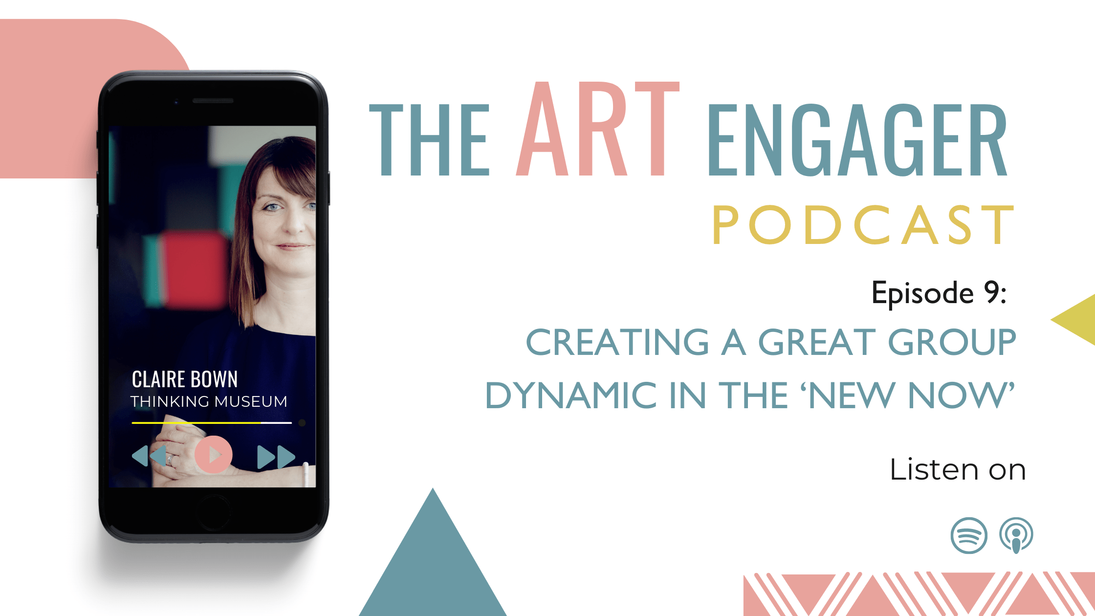 CREATING A GREAT GROUP DYNAMIC IN THE 'NEW NOW'
