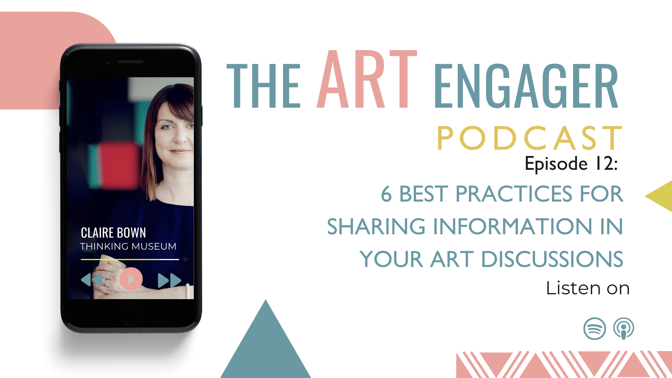 6 BEST PRACTICES FOR SHARING INFORMATION IN YOUR ART DISCUSSIONS