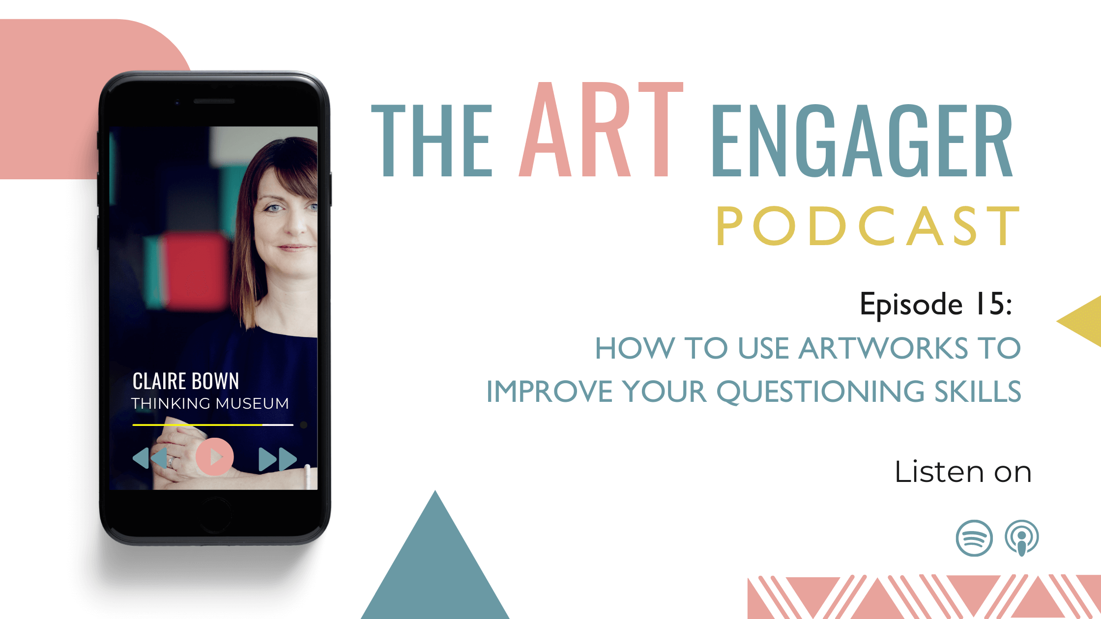 How to Use Artworks to Improve your Questioning Skills
